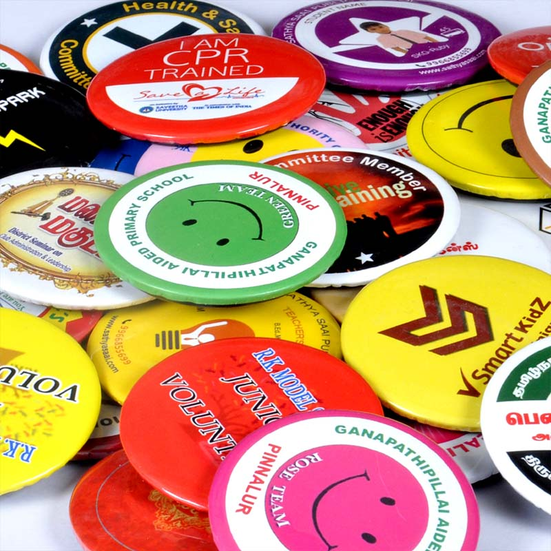 Botten badges